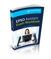 E-Book - EU Assistant Exams Workbook - Volume I.