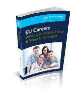 E-Book - EU Careers - What Candidates Think & Ways to Succeed (FREE)