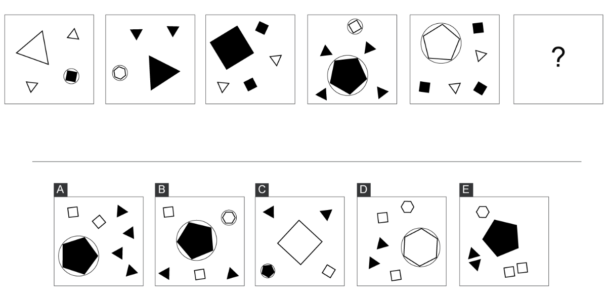 200 NEW Abstract Reasoning Tests Added | EU Training