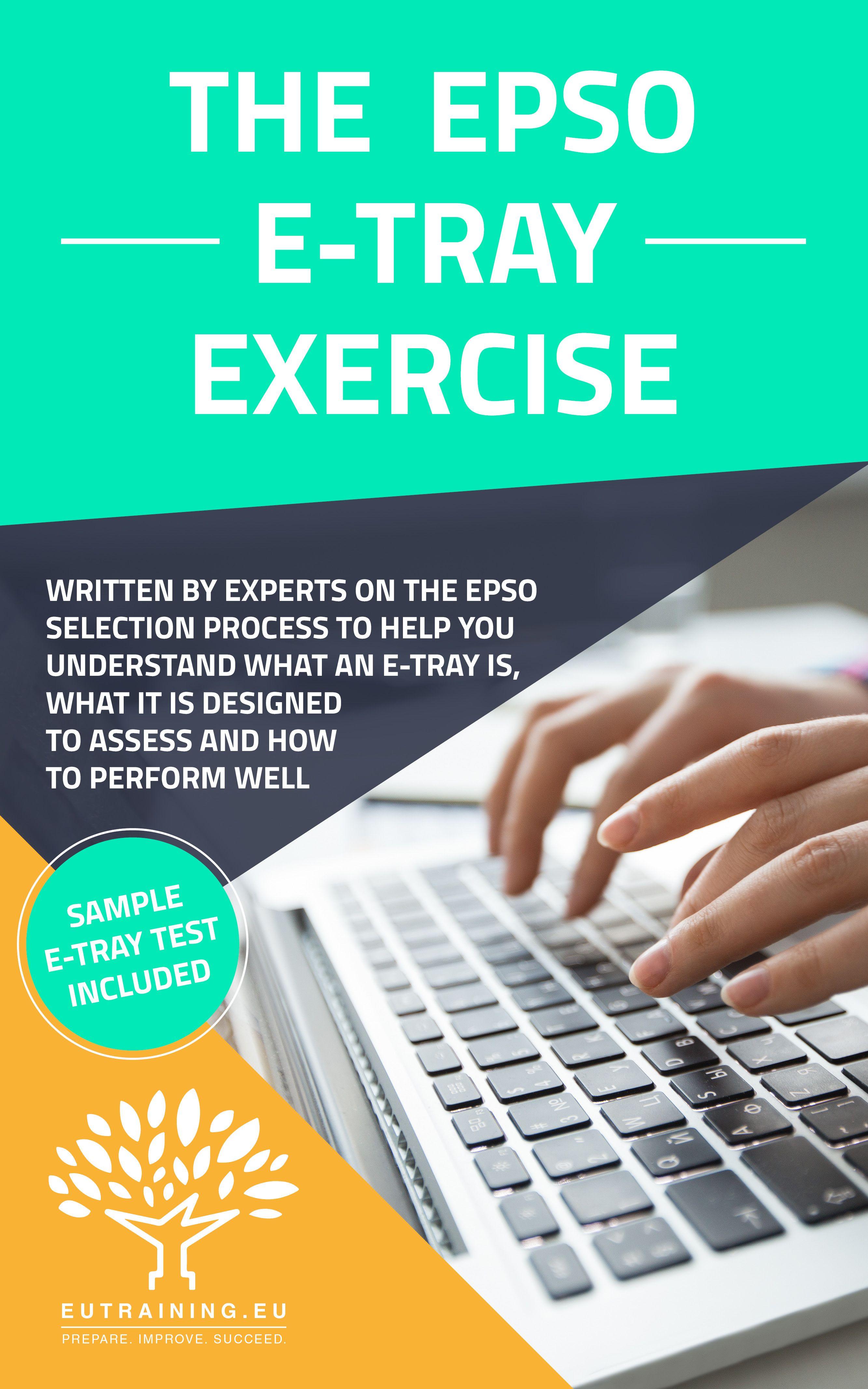 Eu Training: EPSO Etray Ebook for Amazon Kindle